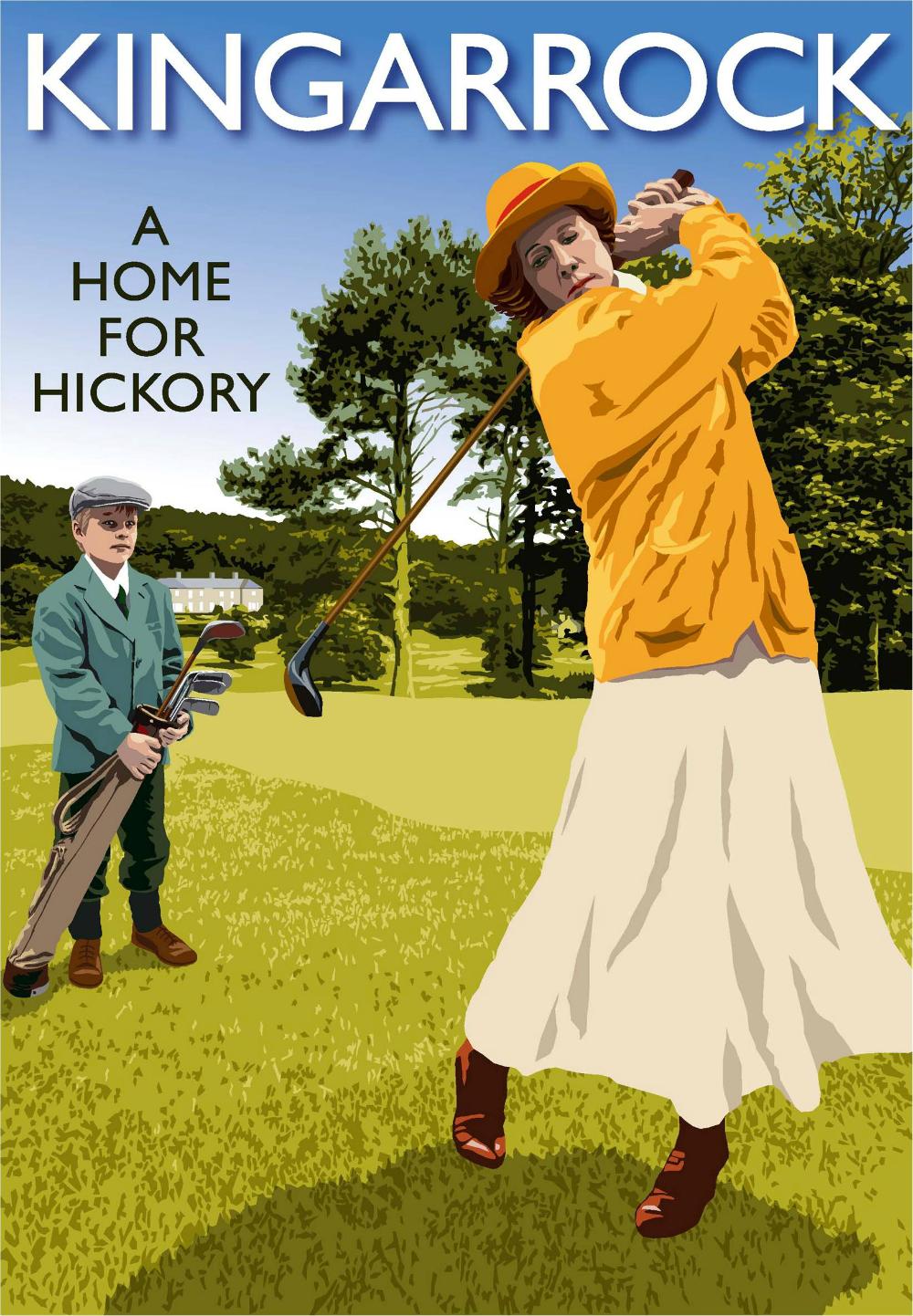 Affiche de Kingarrock