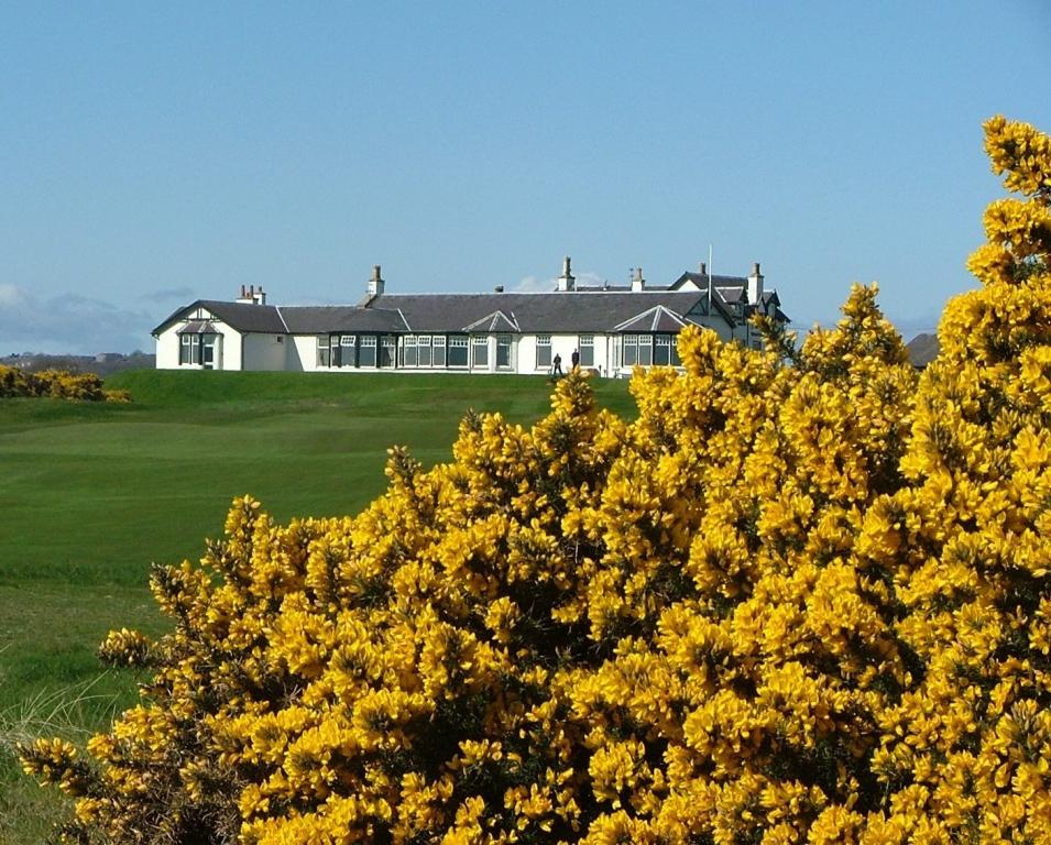 Clubhouse sur le parcours du Royal Aberdeen