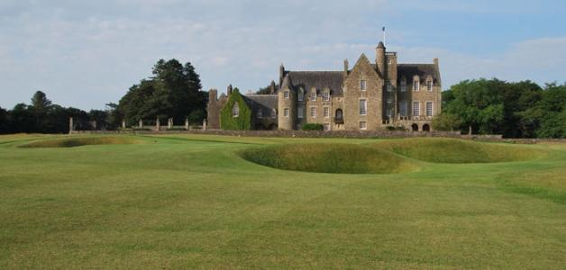 Chateau sur le parcours de Rowallan Castle