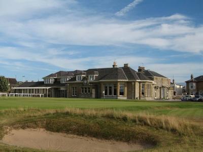 Clubhouse de Prestwick