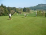 Golfeurs-Pitlochry-Golf