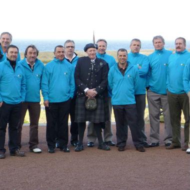 compétitions - golf d'entreprise