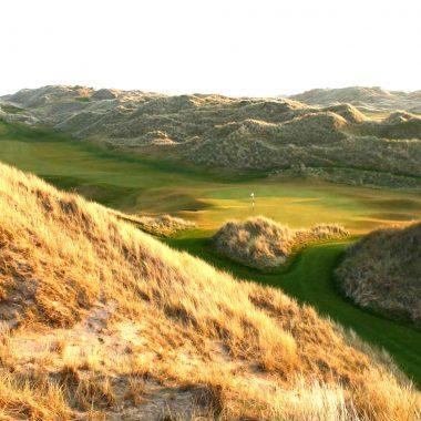Parcours de golf en Ecosse