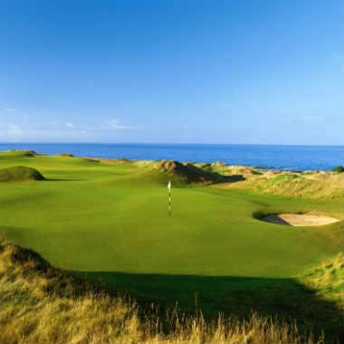 Parcours de golf à Saint Andrews
