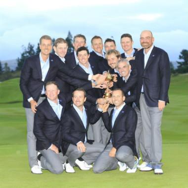 Ryder Cup en Ecosse à Gleneagles