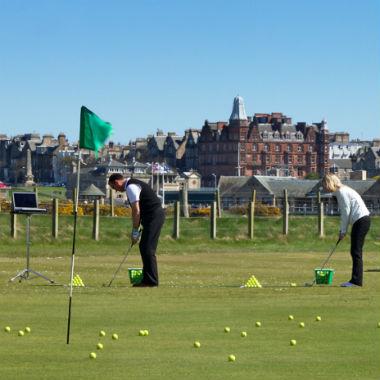 stage de golf -lecons de golf et anglais