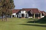 Clubhouse sur le parcours de Kilmarnock Barassie