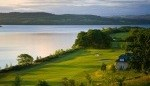 Large fairway sur le parcours de The Carrick Loch Lomond