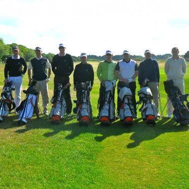 Stages de golf avec votre Pro