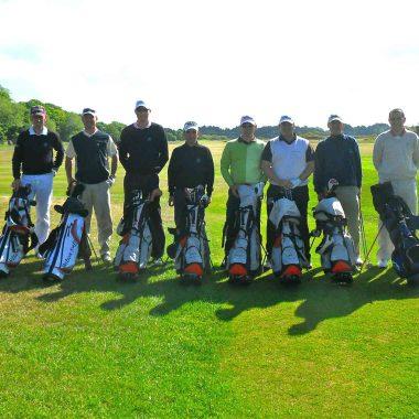 Stage avec un Pro de golf en Ecosse