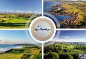 Brochure de notre agence de voyages pour les séjours de golf en Ecosse
