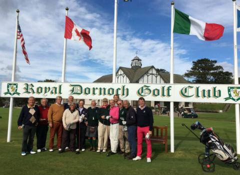 Séjour de golf à Inverness en Ecosse