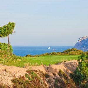 Découvrez les parcours de golf au Portugal