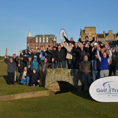 Trophée Golf Travellers – St Andrews – Ecosse