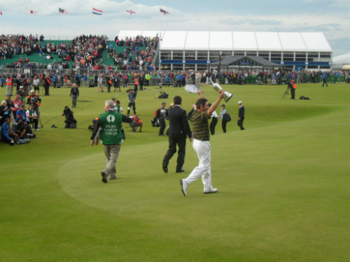 British Open St Andrews 2021 Ecosse