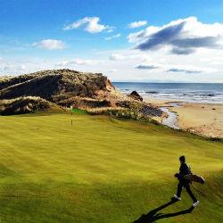 Videos Golf Ecosse Aberdeen